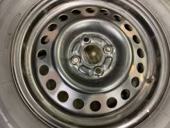 185/65R15 Bridgestone Ecopia NH100 C japan с дисками Nissan 4*100 5.5j