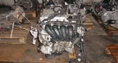 Продам контрактный двигатель 1ZZ-FE из Японии, пробег 70000км.0.5г
