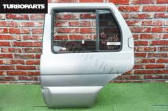 Дверь задняя левая Nissan Terrano TR50 (KR4) [Turboparts]