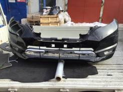 Бампер передний на Nissan NOTE HE12 HR12DE 2018г
