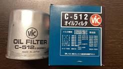 Фильтр масляный VIC Япония C-512. Цена 400р