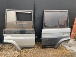 Двери задние от Toyota Prado 75