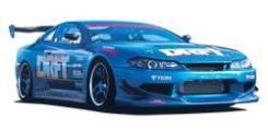 Бодикит C-WEST с расширением +25 мм для Nissan Silvia S15