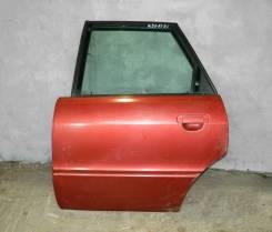 Дверь задняя левая Audi 80 B3 `