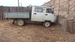 УАЗ-39094 Фермер. Продаётся УАЗ Фермер 2005 г в, 2 890куб. см., 1 000кг., 4x4