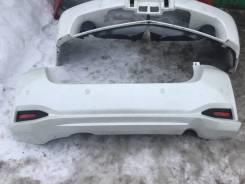 Бампер задний на Nissan NOTE HE12 HR12, 2018г