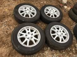 Комплект отличных колес R15