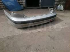 Задний бампер Hyundai elantra XD х/б [865112D502]
