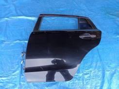 Дверь задняя левая на Subaru XV Hybrid 2013 GPE, FB20W