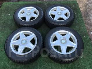 Bridgestone Blizzak Revo2. зимние, без шипов, 2011 год, б/у, износ 10%