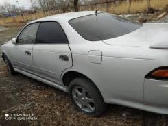 Дверь Toyota Mark II, левая передняя