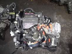 Двигатель Nissan HR12-DE с АКПП RE1F61C Note HE12 гибрид