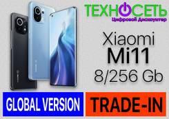 Xiaomi Mi 11. Новый, 256 Гб и больше, Синий, Черный, 3G, 4G LTE, 5G, Dual-SIM, NFC. Под заказ
