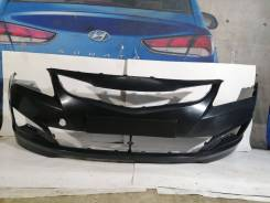 Hyundai Solaris 1 2014-2017 бампер передний