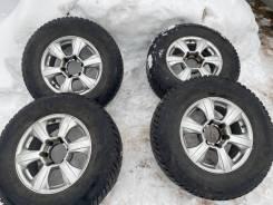 Комплект колёс на зимней резине Mitsubishi Pajero 245/70/16