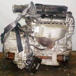 Двигатель Nissan MR18-DE MR18 с вариатором и навесным в сборе