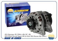 Генератор! Hyundai Accent/Elantra/Getz 1.4-2.0i 00>/KIA Sportage 2.0i 3730022650