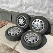 14 колёса на летней резине