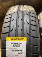 Dunlop Direzza DZ102, 195/60R15