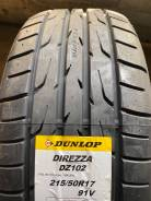 Dunlop Direzza DZ102, 215/50R17