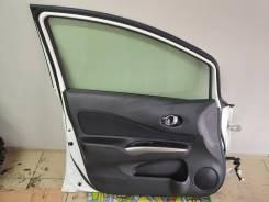 Продам переднюю левую дверь Nissan Note E12, HE12