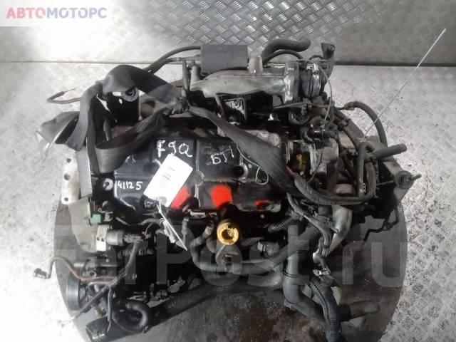 Двигатель Renault Laguna 2 2005-2008, 1.9 л, дизель (F9Q 674)