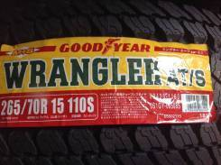 Goodyear Wrangler AT/S, 265/70 R15