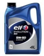 Elf Evolution. 5W-50, синтетическое, 4,00л.
