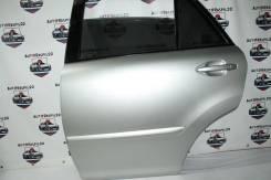 Дверь боковая задняя левая Toyota Harrier 2005 ACU35