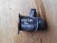 Датчик расхода воздуха контрактный Nissan 5K QG15 4728