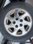 Литые колеса в сборе Toyota