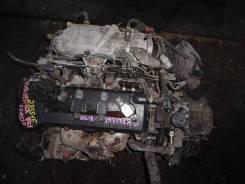 Двигатель Nissan QG18-DE с мех дросселем с АКПП