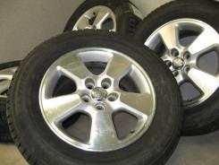 Комплект литых дисков Toyota на шинах 205/65R15 triangle