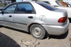 Бампер задний Honda Civic Ferio EG7, EG8, EH11, EG9, EG3 1991-95г