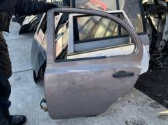Дверь задняя левая Nissan March AK12