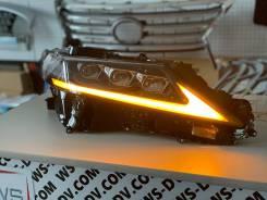 Фары LED в стиле Lexus для Toyota Camry XV70 2017-2021г