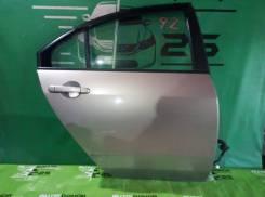 Дверь задняя правая Nissan Primera QP12 2003г краска КХ6
