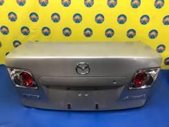 Крышка Багажника Mazda Atenza 2002-2005 [G2YC5261X] GGEP LF-DE, задняя [118906]