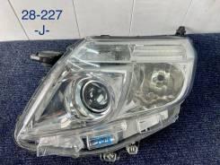 Фара левая Toyota Noah 80 LED Оригинал Япония 28-227