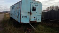 "Уралвагонзавод ПУМ-500У. Продам жилой вагон на колёсах ""Тайга-2"""