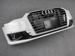 Бампер передний Audi A6 S-Line (рестайлинг)