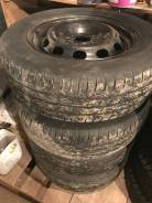Летние колеса Bridgestone 195/65 R15 + диски FORD 5х108