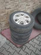 Комплект колес с Nissan Note
