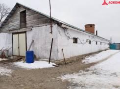 Производственные помещения с земельным участком в с. Ясное г. Артем. С.Ясное, р-н Пригород, 464,0кв.м.