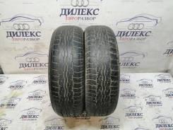Bridgestone Dueler H/T 687. всесезонные, 2010 год, б/у, износ 50%