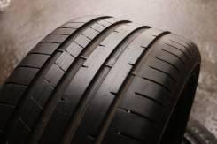 Dunlop Sport Maxx RT2. летние, б/у, износ 20%
