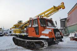 ПромБурАвто УРБ-4Т. Продается Буровая установка УРБ-4Т, новая 2021 г. в. от Производителя, 11 000куб. см., 20 000кг.