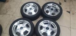 215/50R17 Комплект летних разнопарых колес