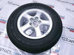 Запасное колесо Bridgestone Dueler H/T 225/70 R16 на литом диске