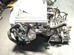 Двигатель Nissan VQ20-DE с АКПП и навесным на Nissan Cefiro A32